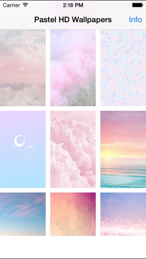 Pastel Wallpapers HD On The App Store