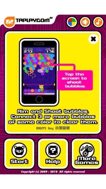 Tappi Bubble - Tappi Bear screenshot-3