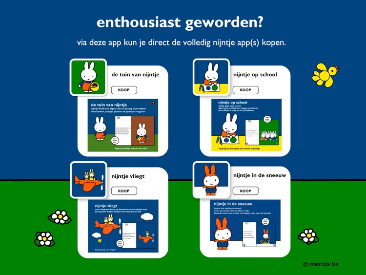 nijntje apps screenshot-3
