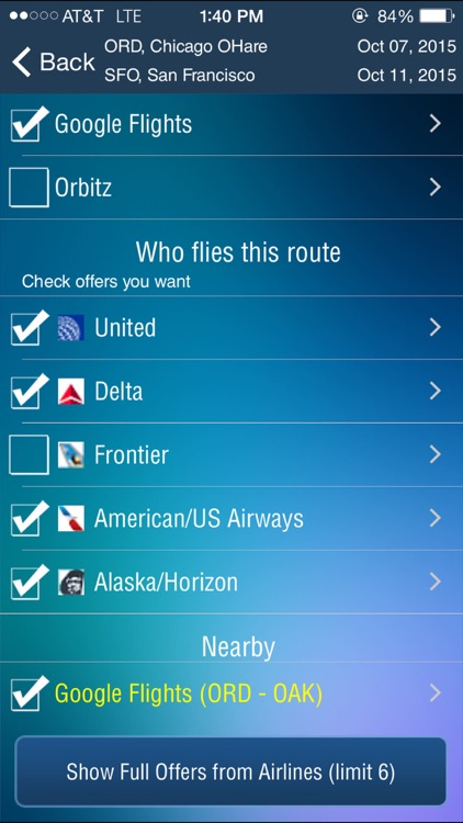 Chicago O'Hare Airport (ORD) Flight Tracker Radar screenshot-3