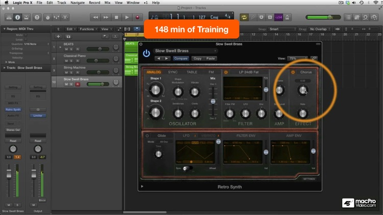 The ART of EDM in Logic Pro X screenshot-1