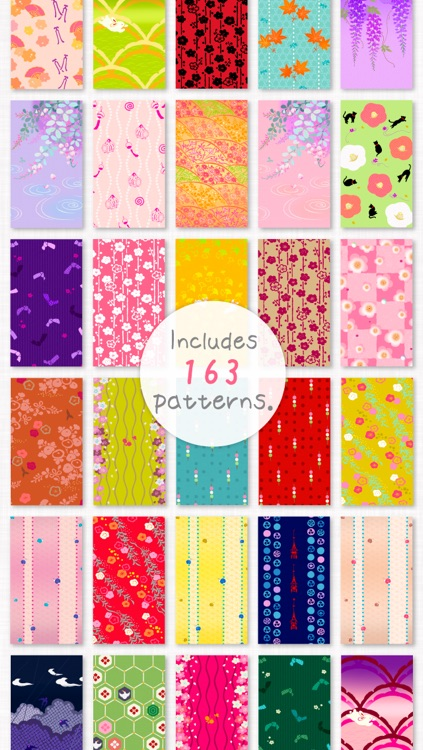 Wa ! Kawaii - Japanese Wallpapers Collection from Kyoto - screenshot-4