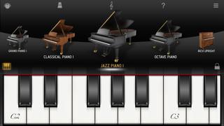 Screenshot #1 pour iGrand Piano