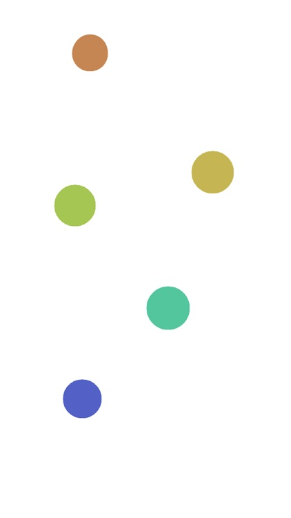 The Impossible Dot Game