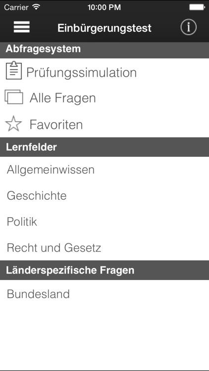 "Citizenship 2015 - ""Leben in Deutschland"" Offiziell"