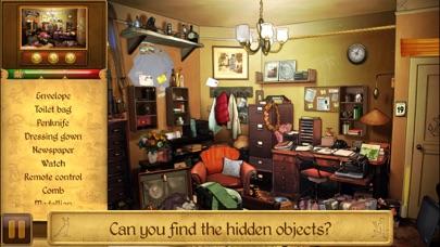 Hidden Objects: Pharaoh's Golden Amulet-1