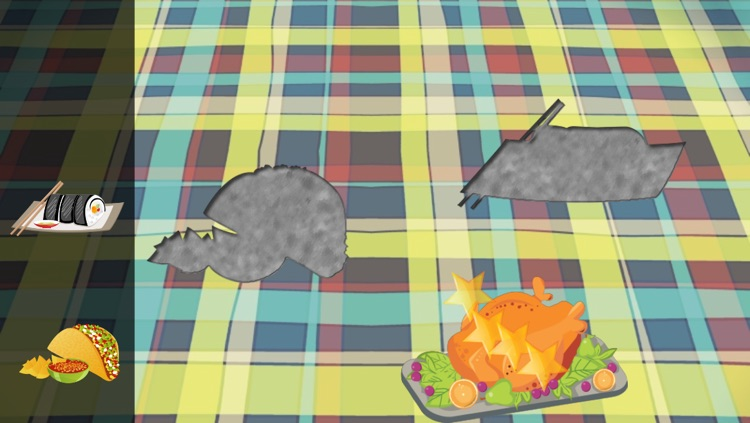 Food for Kids and Toddlers : puzzle games in the Kitchen ! screenshot-3
