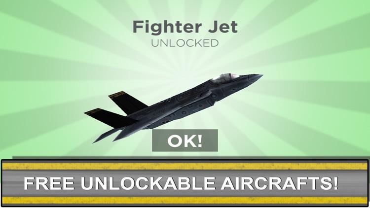 Plane Flight Simulator Realistic 3D Sim screenshot-4