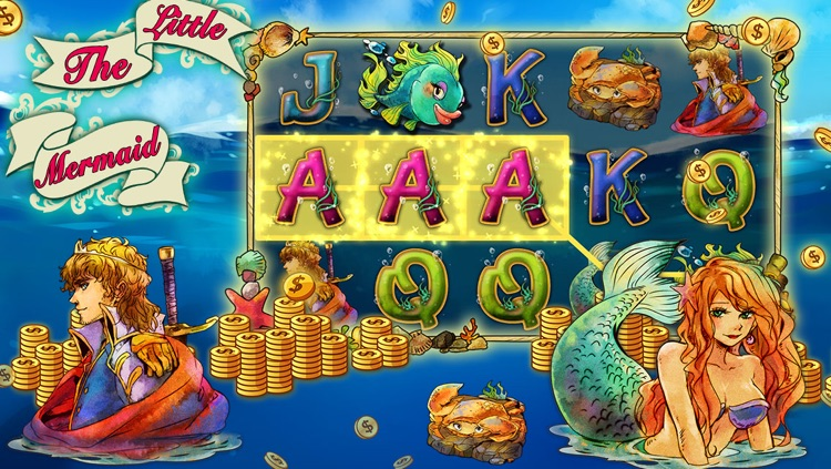 SLOTS FAIRYTALE™ - Free Casino Slot Machine Game with the best progressive jackpots for phone and tablet. New for 2015! (Play offline - no internet or wifi needed) screenshot-3