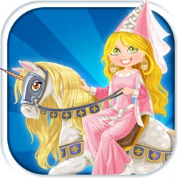 Unicorn Princess Rider - Extreme Fast Castle Runner Paid