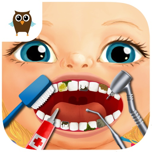 Sweet Baby Girl - Hospital and Dentist Office