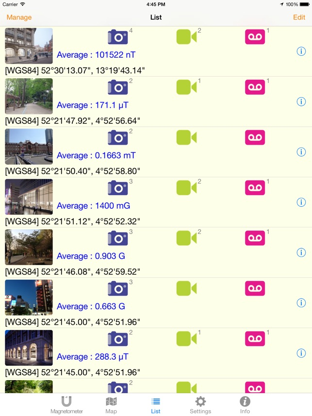 gauss meter app