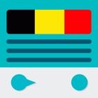 Mes Radios Belgique : Toutes les radios Belges dans la même app ! Vive la radio ;) icon