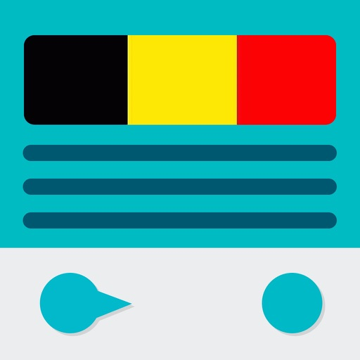 Mes Radios Belgique : Toutes les radios Belges dans la même app ! Vive la radio ;)
