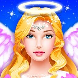 Angel Fairy - Salon Girls Game