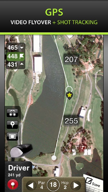 Mobitee Golf GPS Rangefinder Scorecard screenshot-3