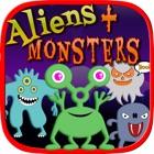 Клей Иностранцы и монстры : Творческий Fun ! icon