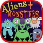 Argilla Extraterrestres e Mostri : Divertimento Creativo ! icon