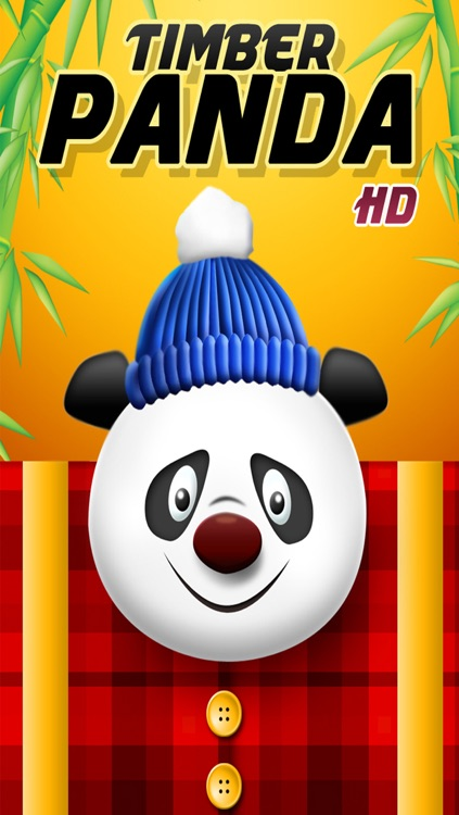 Timber Panda HD - Super Fun Kids Games Free