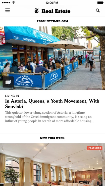 NYT Real Estate - Find a Home, Apartment or Condo screenshot-4