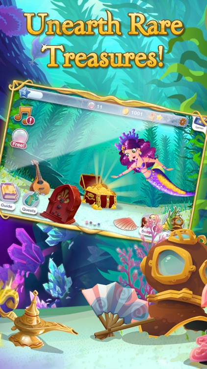 Mermaid World screenshot-3