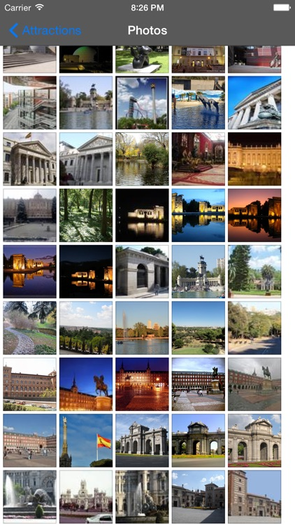 Madrid Travel Guide Offline