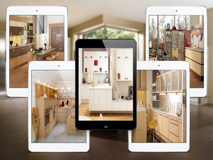 Kitchen - Interior Design Ideas for iPad