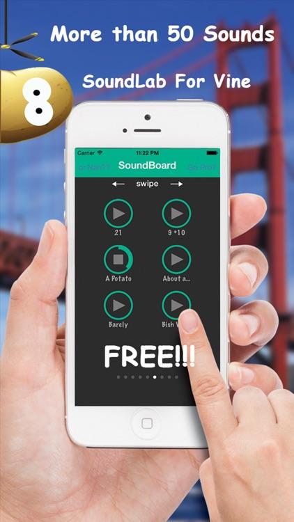 VineSoundBox for Vine Free - The Soundboard For vines & sounds