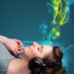 Music for Deep sleep , relaxation anti stress and meditation nature sounds - Great Power nap, stress relief and deeper sleep cycle App