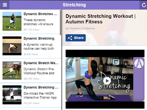 Stretching Exercises - Learn How To Stretch   App Price Drops