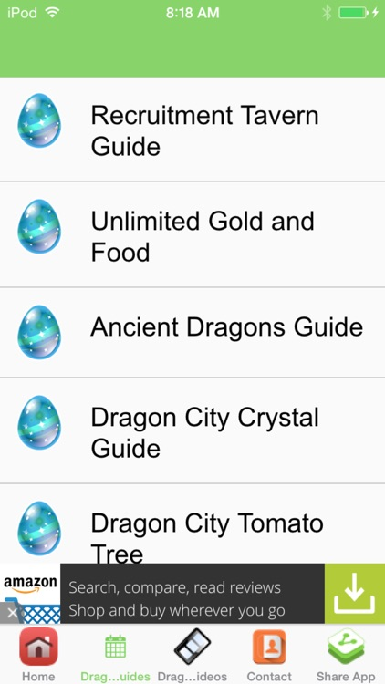 Guides For Dragon City screenshot-3