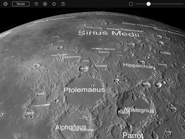 Moon Globe im App Store