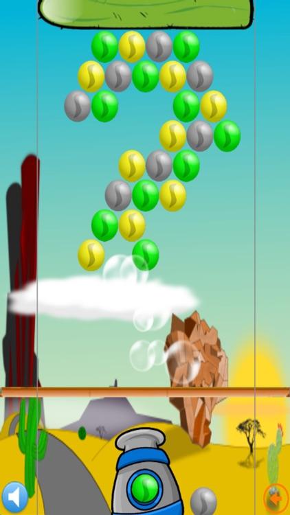 Bubble Shooter Desert