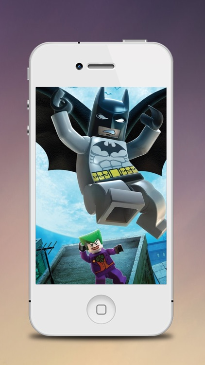 HD Wallpapers For LEGO EDITION - Design your custom Lock Screen Wallpapers
