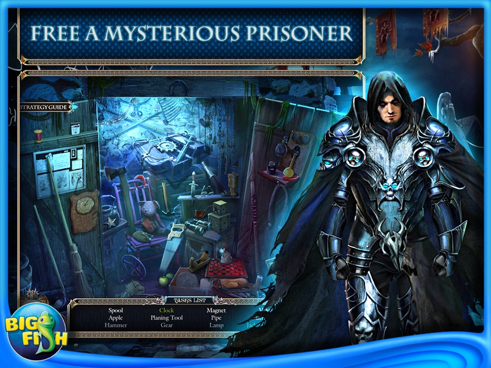 Riddles of Fate: Wild Hunt HD - A Hidden Objects Adventure hack tool