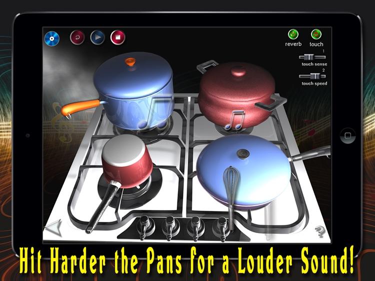 Kitchen Drums - HD Pro Version