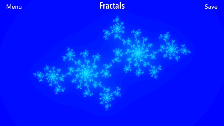 Fractals screenshot-3
