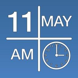 Dementia Calendar Clock