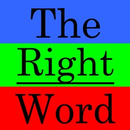 The Right Word