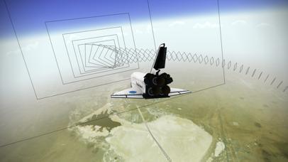 Screenshot from F-Sim Space Shuttle