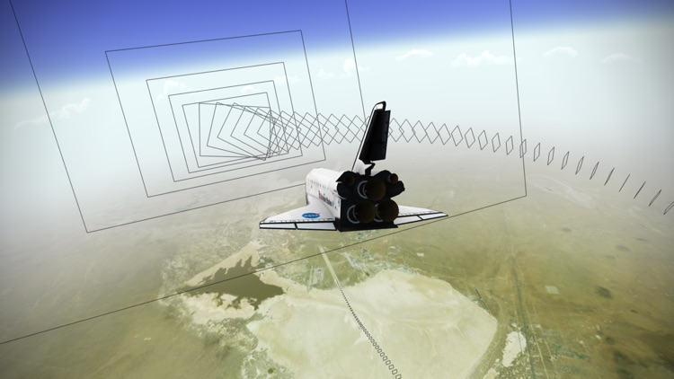 F-Sim Space Shuttle screenshot-2