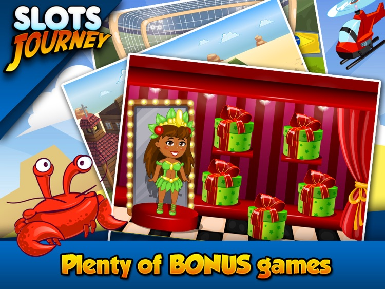 Slots Journey HD screenshot-4