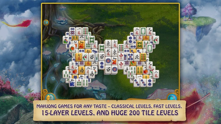 Mahjong Magic Journey 2 Free screenshot-3