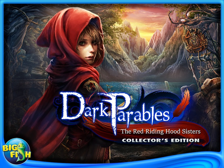 Dark Parables: The Red Riding Hood Sisters HD - A Hidden Object Fairy Tale (Full) screenshot-4