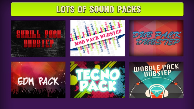 Dubstep Dub Pads - Skrillex style Audio Music Maker and Loop Creator