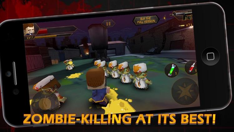 Call of Mini™ Zombies Free screenshot-4
