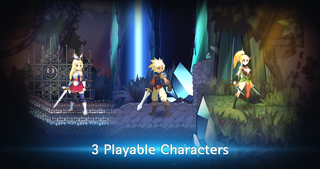 Screenshot from ArcaneSoul
