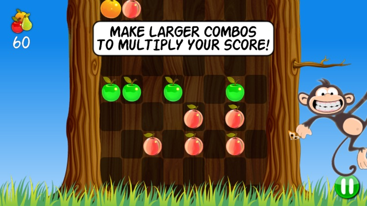 Fruity Monkey screenshot-1