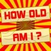 How Old Am I - Age Guess Scanner Fingerprint Touch Test Booth HD + iphone and android app