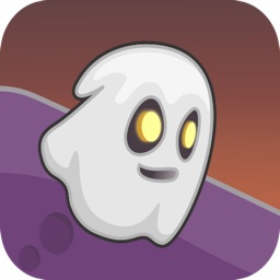 Runaway Ghost - Crazy Bouncing Adventure Game